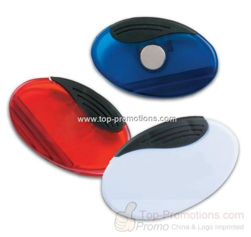 Oval Magnet Clip