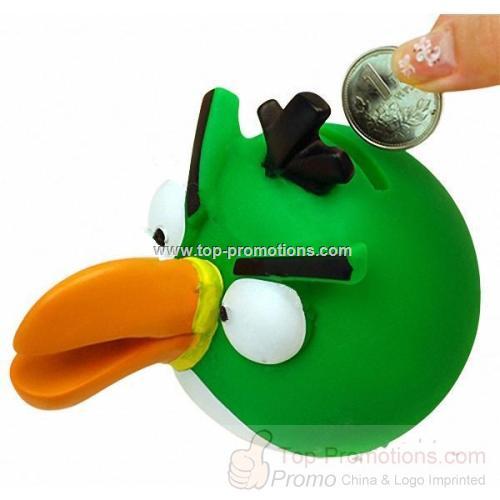 Angry Birds Piggy Coin Bank Money Box
