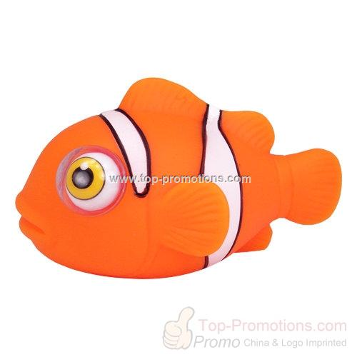 Poppin Peepers Clown Fish