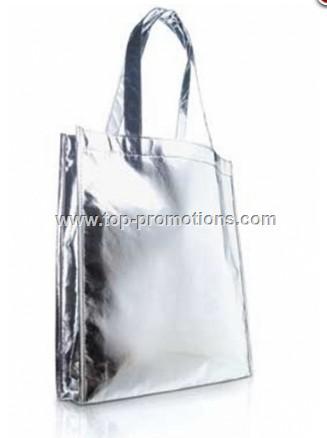 Bag Metallic Tote