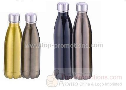 stainless steel travel bottle