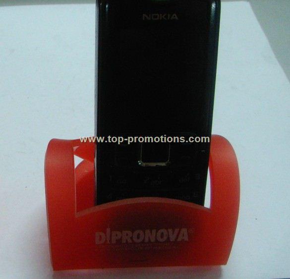 PVC Cellphone holder