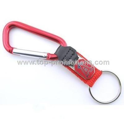 Los Angeles Angels Carabiner Key Chain