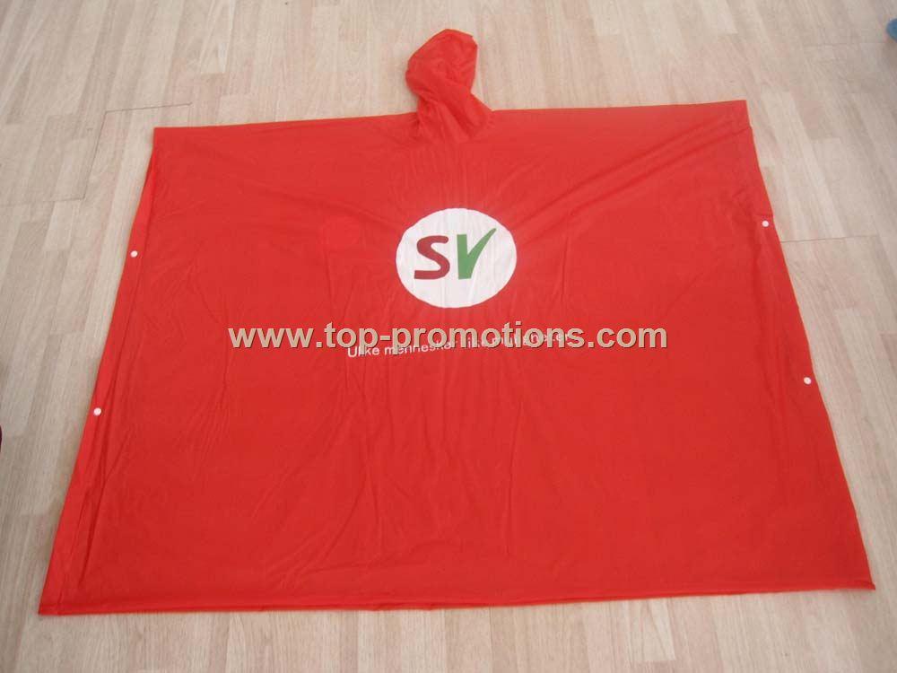PVC Ponchos