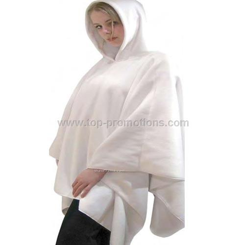 Urban Hooded Poncho