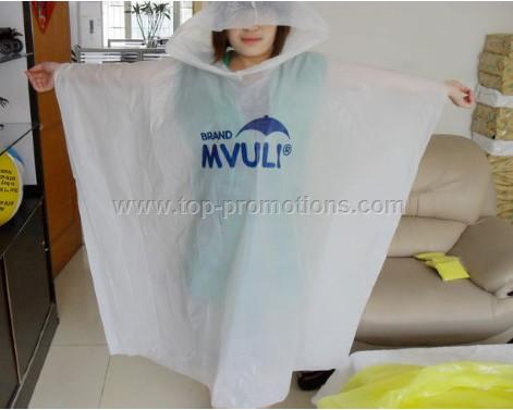 Poncho for Adult
