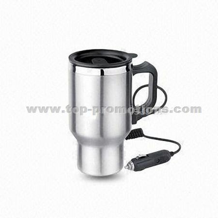 Mug with Plug Electric Auto