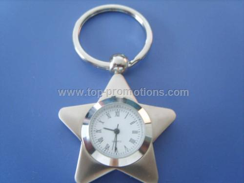 Metal Watch Keychain