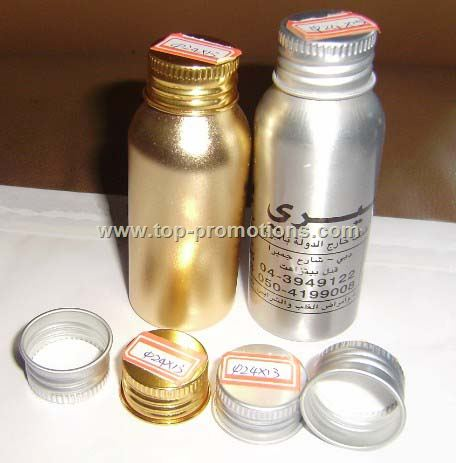 60ml Aluminum bottles