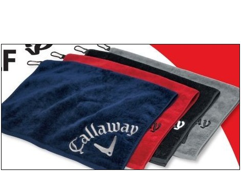 Callaway Players Golf Towel