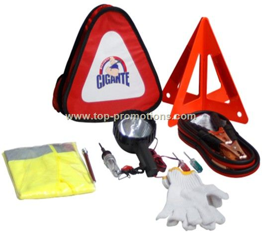 10pcs Emergency Roadside set