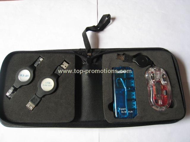 4pcs USB Tool Kit