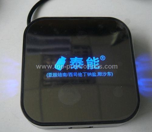 mirror USB HUB 2.0