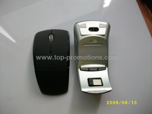 2.4Gfolder wireless mouse