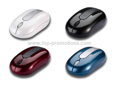 Mini Chargeable Wireless Optical Mice