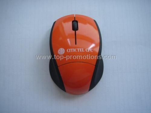 2.4GHz Wireless Optical Mouse with 10 Meters Opera