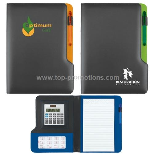 Executive Junior Tab Portfolio