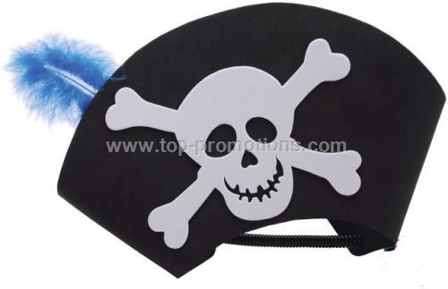 Pirate Foam Visor