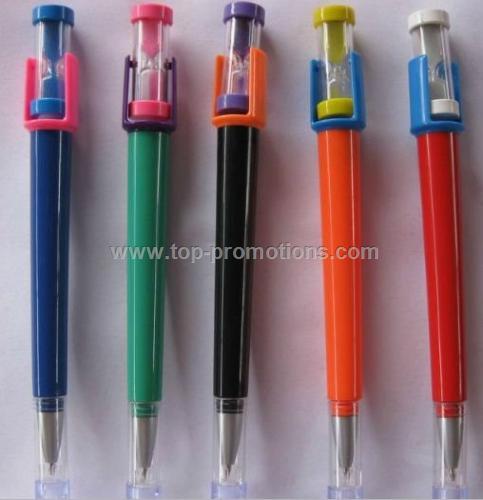 Sand Timer Pen