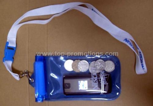 PVC Waterproof mobie phone Bag