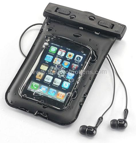 Waterproof Pouch for iPod and iPhone 3GS