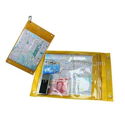 waterproof bag for map