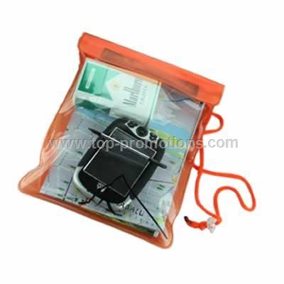 map waterproof pouch