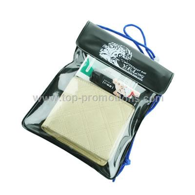 wallet waterproof pouch