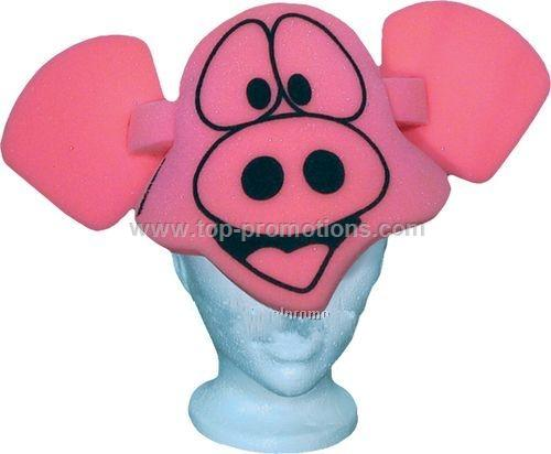 Pig Foam Hat