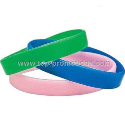 Blank awareness bracelets