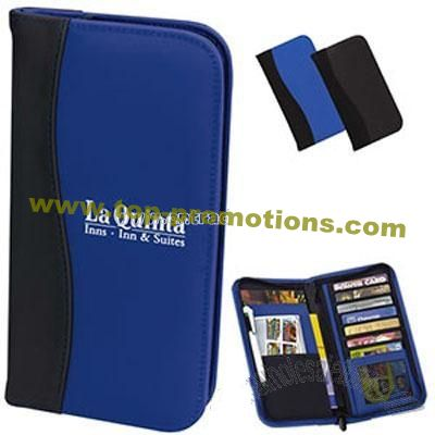 SIgN wave Brand Travel Wallet