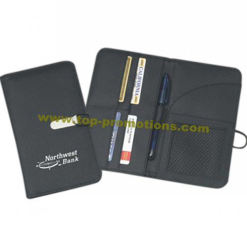 Wallets and Checkbooks