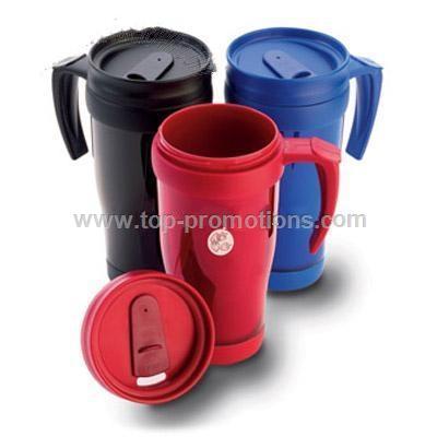 Plastic Thermo Mug