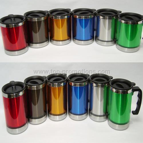 CHALLENGER TRAVEL THERMO MUGS