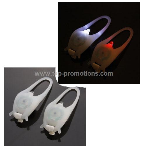 2 LED Silicone bicycle light