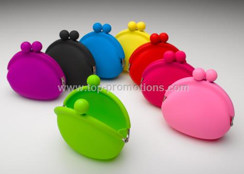 Hot sale silicone coin purse