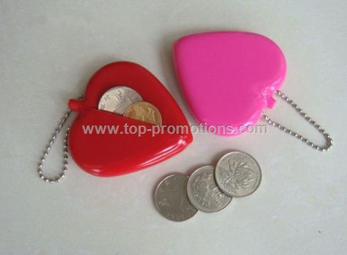 Heart Shape Coin Purse