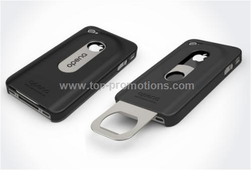 Opena iPhone 4 Case Bottle Opener