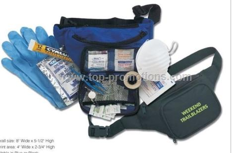 Hip Pack Survival Kit