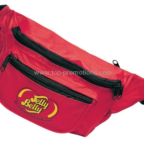 Three Pocket Fanny Pack