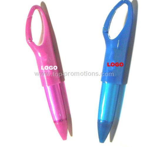 Dad Carabiner Clip Pen