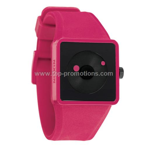 Silicone Nixon Newton Watch