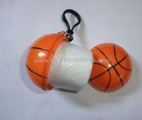 basketball pe poncho