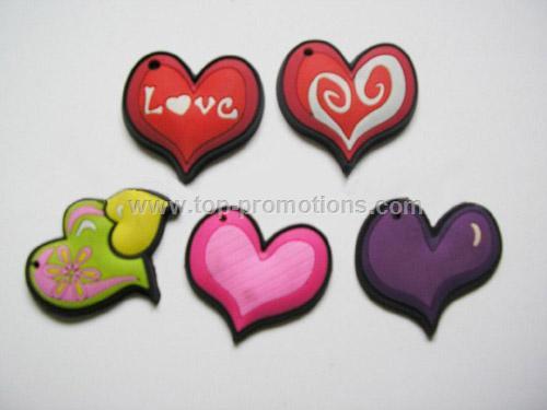 Soft PVC rubber magnets