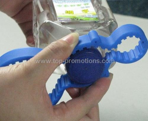 Easy Silicone Rubber Bottle Opener