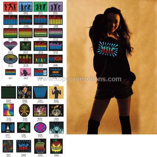 LED Flash T-shirt