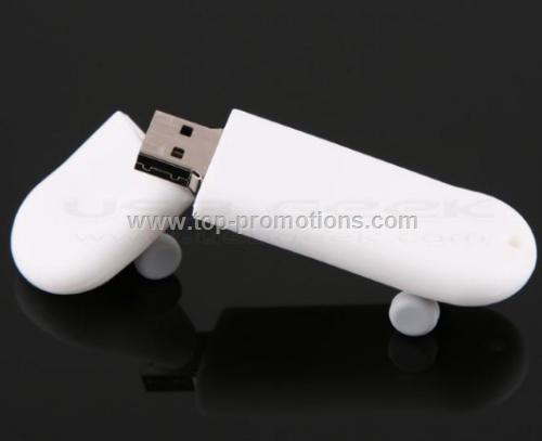 Skateboard USB Flash Drive