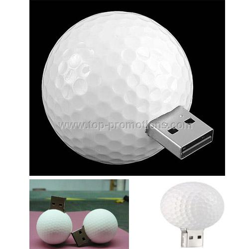 Golf Ball USB Flash Drive