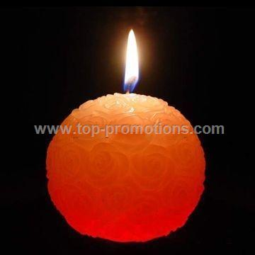 valentine series led candle