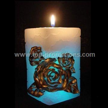 valentines day series candle